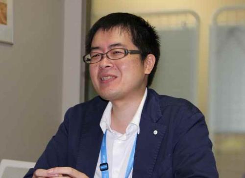 NTTデータ システム技術本部 デジタルテクノロジ推進室 乗松幸一郎課長
