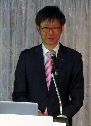 シーメンス 専務執行役員 デジタルファクトリー事業本部 プロセス&ドライブ事業本部 事業本部長の島田太郎氏