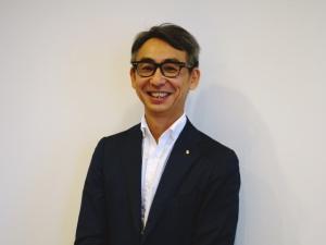 図1 ローランド・ベルガー代表取締役社長の長島聡氏