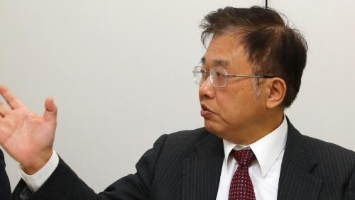 図2 デルタ電子日本法人で代表取締役を務めるC.H. KO氏