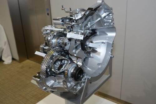 図 TNGAパワートレーンとして新開発した6速MT