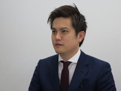 マッチングッドの齋藤康輔代表取締役