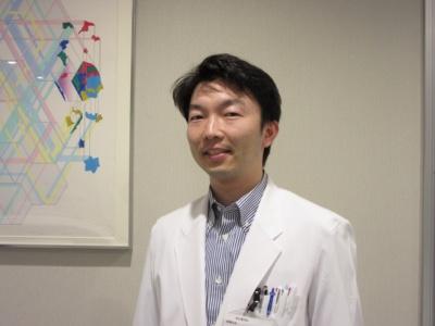 「内視鏡医でもピロリ菌が感染した胃粘膜なのかどうかの判断をするのは難しいことが多い」と話す、大阪国際がんセンターの七條智聖氏