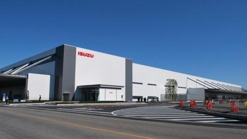 図1 いすゞ自動車が栃木工場敷地内に新設したエンジン工場