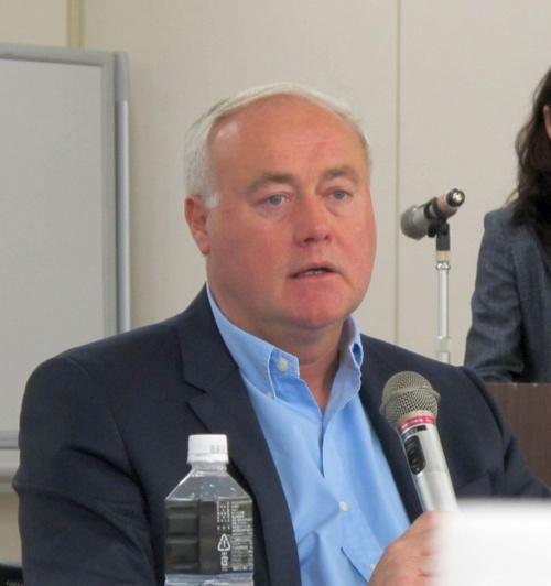 STの次期・社長兼CEOのJean-Marc Chery氏