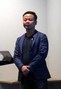 アクセンチュア日本法人デジタルコンサルティング本部シニア・マネジャーの浦辺佳典氏