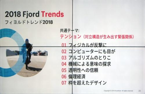 「フィヨルドトレンド2018」の共通テーマと7つのトレンド