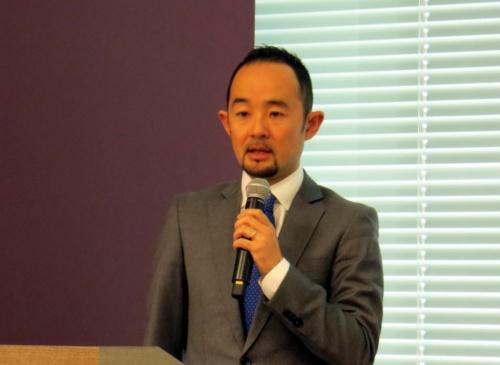 セールスフォース・ドットコム プロダクトマーケティング シニアマネージャーの伊藤哲志氏