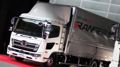 日野自動車の中型トラック「レンジャー」