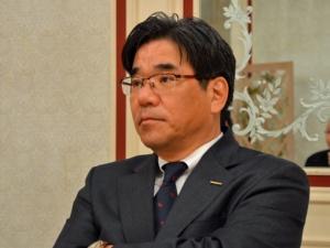 日産自動車副社長の坂本秀行氏