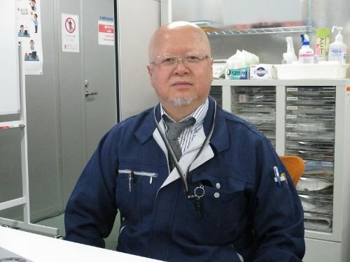 ニューマインド代表取締役社長の佐藤東一氏