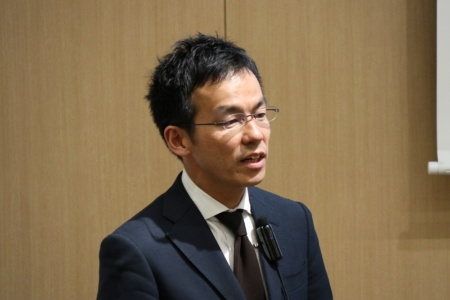 アクセンチュア戦略コンサルティング本部通信・メディア・ハイテク日本統括の中村健太郎マネジング・ディレクター