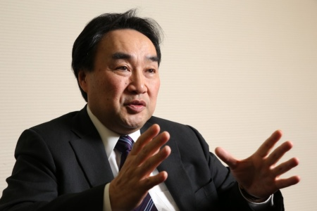 2018年4月1日付でNECの副社長に就任した熊谷昭彦氏