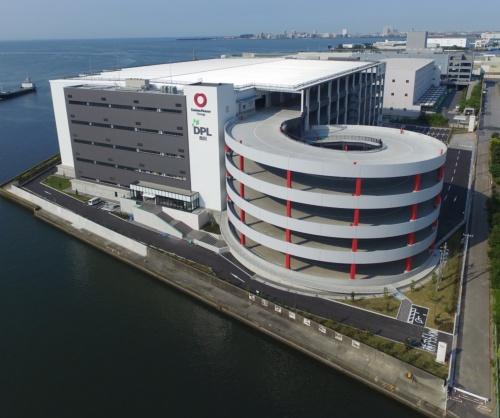 千葉県にある大和ハウス工業の物流センター「DPL市川」