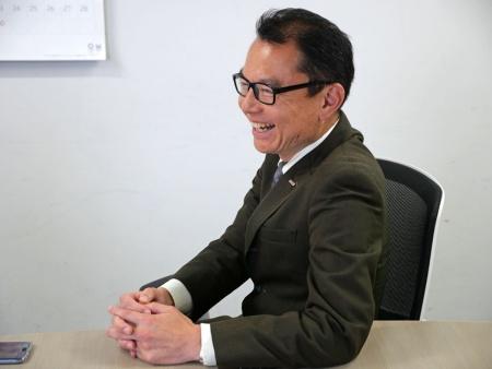 NTTドコモの藤間 良樹 スマートライフ推進部 コミュニケーションサービス担当部長