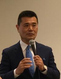 エイブリック 代表取締役社長 兼 CEOの石合信正氏