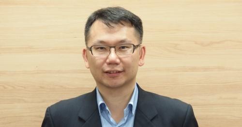 JC Hsu氏。日経 xTECHが撮影