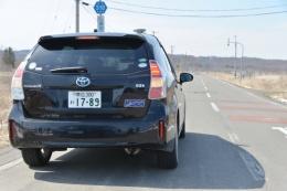 図1 KDDIとノキアは北海道豊頃町で、「Cellular V2X(C-V2X)」というコネクテッドカー向け技術の実証実験を実施した