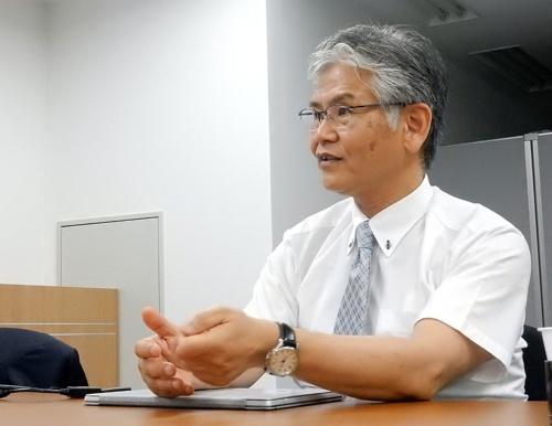 SLiT-J建設計画を主導する東北大学 多元物質科学研究所 放射光ナノ構造可視化研究分野の高田昌樹教授
