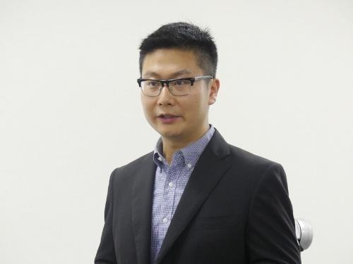 図2 Cepton Technologies Senior Director、Business developmentのWei Wei氏