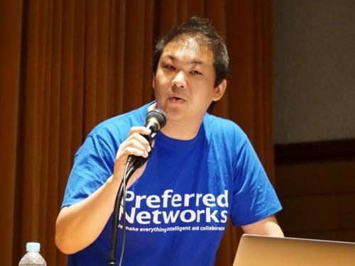 PFNで機械学習/深層学習の研究基盤を開発・運用する大村伸吾氏