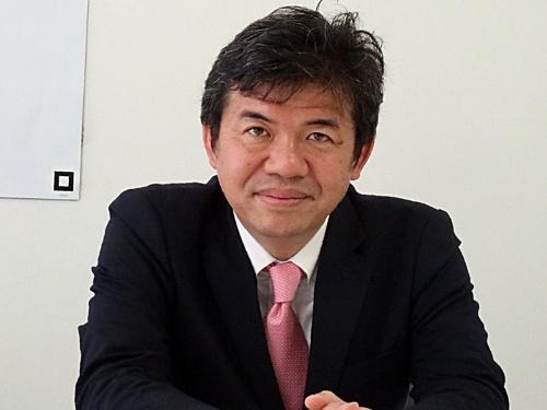 イノフィスの古川尚史代表取締役社長