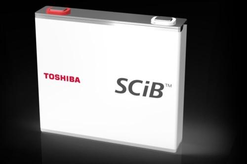 東芝インフラシステムズのリチウムイオン電池(LIB)「SCiB」