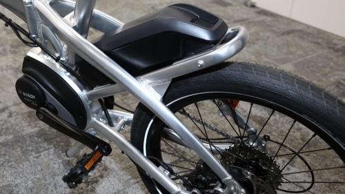 ドイツ・ボッシュ(Bosch)が供給するeバイクの駆動モジュール