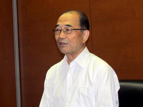 日本郵便の鈴木義伯専務執行役員CIO(最高情報責任者)