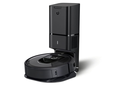 「i7+」と新しい充電ドック(写真:iRobot)