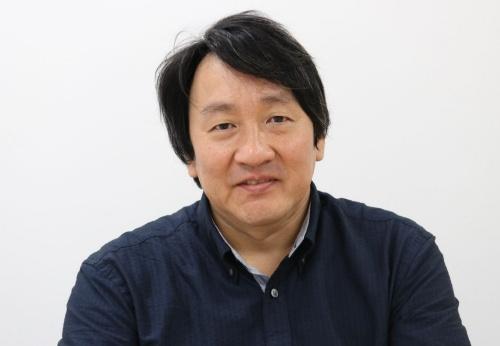 写真 東京大学TLO代表取締役社長の山本貴史氏