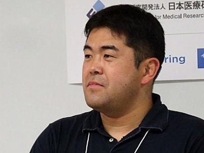 京大オリジナル取締役の大西晋嗣氏