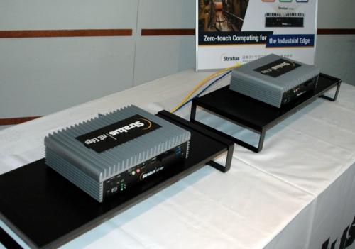 エッジコンピューティング向けサーバーシステム「ztC Edge 100i」