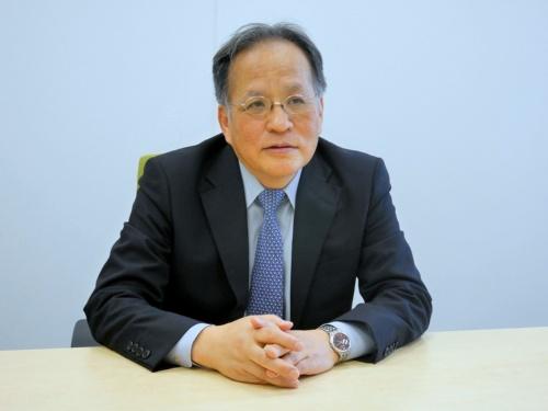 三菱ケミカルホールディングスの岩野和生先端技術・事業開発室デジタルトランスフォーメーショングループ執行役員Chief Digital Officer