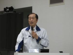 図1●シチズンマシナリー代表取締役社長の中島圭一氏