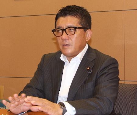 第4次安倍改造内閣で起用された平井卓也IT担当大臣
