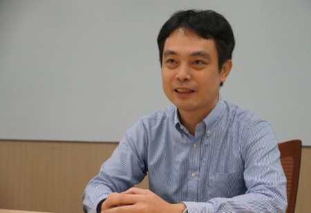新会社NDIASの社長に就任するNRIセキュアテクノロジーズの橋本幸典サイバーセキュリティ技術開発部長