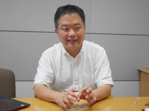ANAの野村泰一業務プロセス改革室イノベーション推進部長