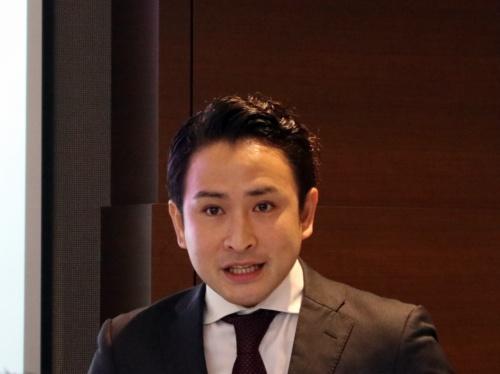日本マイクロソフトの津隈和樹シニア プロダクト マネージャー