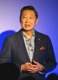 ゼネラルモーターズ・ジャパン社長の若松格氏