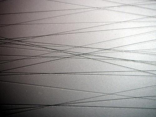 図3 線状の模様