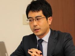 報道陣向けセミナーに登壇したドリームインキュベータ シニアマネジャーの田代雅明氏