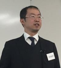 ジェムコ日本経営本部長コンサルタントの古谷賢一氏