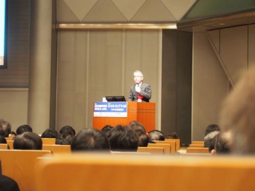 図 パナソニックのAIS社でエナジー担当兼エナジー事業担当CTOを務める生駒宗久氏