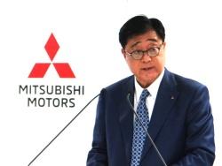 三菱自会長兼CEOの益子修氏(写真は2018年11月に撮影)