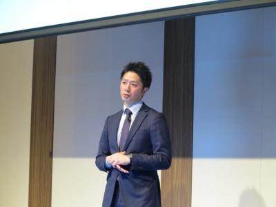 図2 仙台中央タクシー取締役の清川晋氏