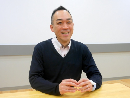 パナソニックAIS社の荒井雅利メカトロニクス事業部事業開発センター所長
