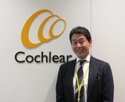 日本コクレア 代表取締役社長の清水博行氏