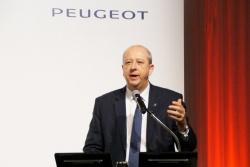 PeugeotブランドCEOのJean-Philippe Imparato氏(撮影:日経 xTECH)