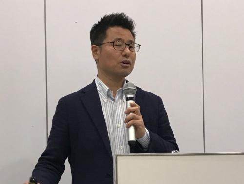 SAPジャパンの大我猛デジタルエコシステム統括本部長